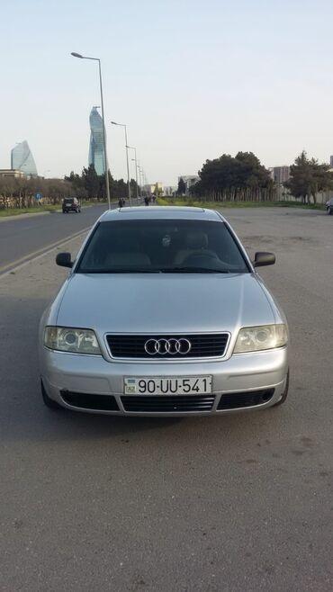 Audi - Azərbaycan: Audi A6 2.4 l. 2001 | 403 km
