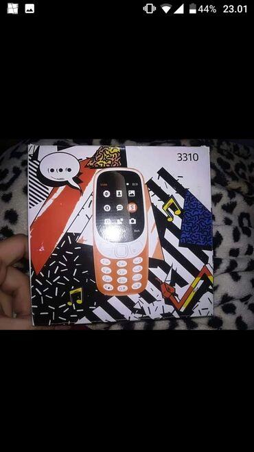 Mobilni telefoni - Velika Plana: NOKIA 3310 Dual SimCena 2100dinSrpski meni-Moze koristiti dve kartice