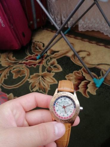 Мужские Бежевые Классические Наручные часы AM:PM в Бишкек - фото 5
