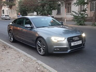 audi a4 2 8 аt - Azərbaycan: Audi A5 2 l. 2015 | 98000 km