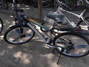 Новые китайские велосипеды с дисками и без