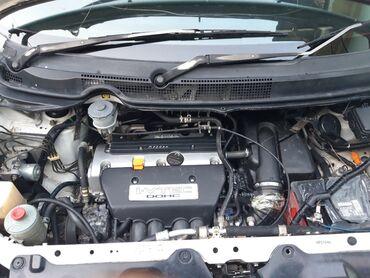 Honda Stepwgn 2.2 л. 2001