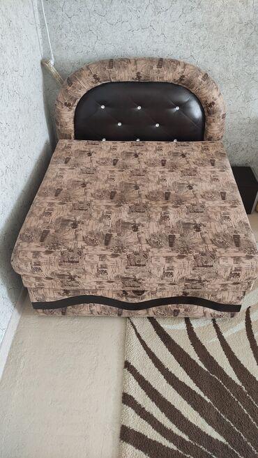 продам кресло кровать in Кыргызстан | ДИВАНЫ: Продаю кресло-кровать, в основном просто стояла и не пользовались ею