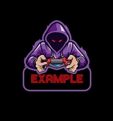 Oyun logolarının hazırlanması, sadəcə 1 AZN-ə dediyiniz oyunçu adınıza