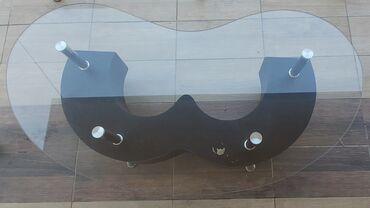 Barska stolica - Srbija: Stocić. Ostecen.Duzina 1.30 cm,sirina 60 cm.Visina 44 cm