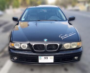 BMW 525 2.5 l. 2002 | 174000 km