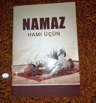 namaz paltari - Azərbaycan: Namaz kitabi