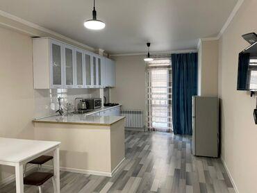 Элитка, 2 комнаты, 70 кв. м Бронированные двери, Лифт, С мебелью