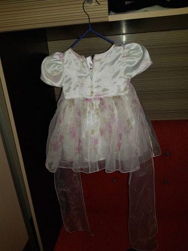 Платье на 5 6 9 12 мес .Мы на год одевали . в Бишкек