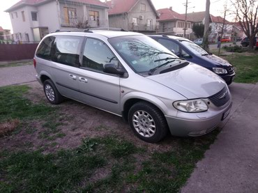 Chrysler Voyager 2003 - Belgrade