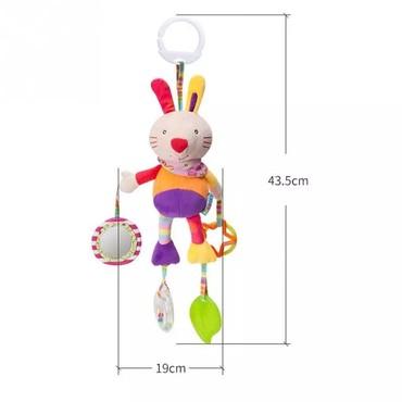 ZEKA - interaktivna bebi igračka sa mnoštvom aktivnosti ( zvečka, - Ruski Krstur
