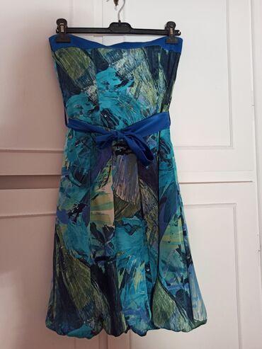 Καλοκαιρινό φόρεμα small 25€  Άριστη κατάσταση