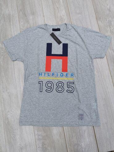 Nove Tommy Hilfiger muske majice. Velicine M, L, XL, XXL. Pamuk. Prva