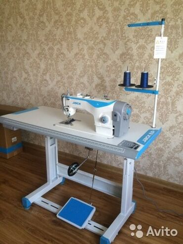 обувная швейная машинка бу купить в Кыргызстан: Баарыныздар суйгон, JACK туз тигиши.   Бул машинканын озгочолуктору
