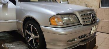 134 elan | NƏQLIYYAT: Mercedes-Benz C 280 2.8 l. 1998 | 157200 km