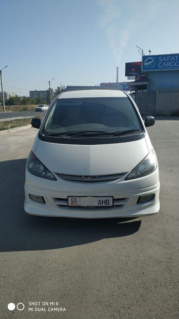 дом на колесах сколько стоит в Кыргызстан: Toyota Estima 3 л. 2003