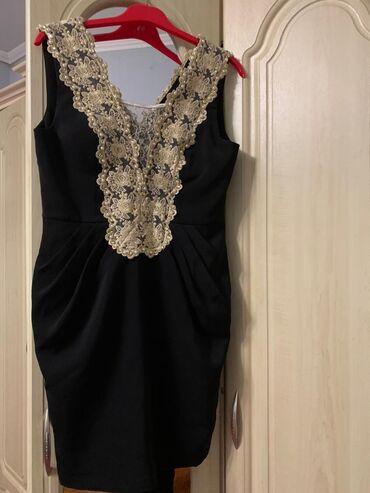 джинсовое платье на пуговицах в Кыргызстан: Турецкое платье В хорошем состоянии надевали раз на выход Размер у