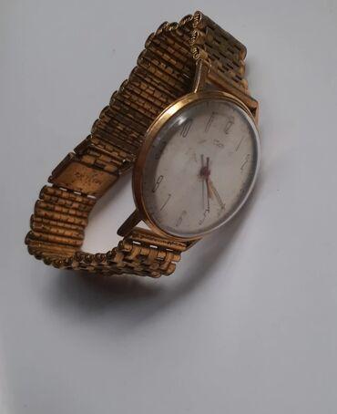 5 elan | ŞƏXSI ƏŞYALAR: Mexanıkı saat  Menim bildiyime gore rus istehsalıdır  Real alıcılar ze