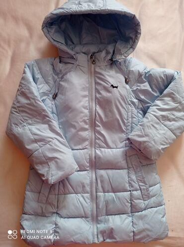 детская осенняя одежда в Кыргызстан: Детская демисезонная куртка одевали пару раз на холодную осень весну,и