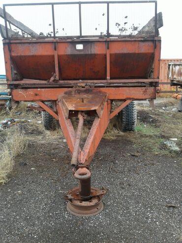 сельхозтехника в Кыргызстан: Продаётся сельхозтехника навозоразбрасыватель ПТР-10 (10 тонн