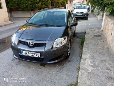 Toyota Auris 1.4 l. 2008 | 65000 km