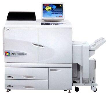 Продаю ризограф цветной ОписаниеНовый уникальный ризографRiso HC