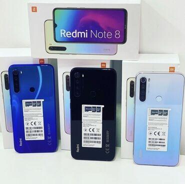 velosiped 16 dyuimov в Азербайджан: Новый Xiaomi Redmi Note 8 64 ГБ Белый