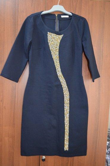 Продаю платье, темно синего цвета в Бишкек