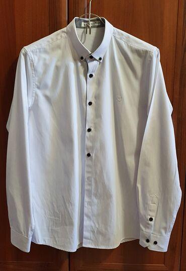 Продаю новые юношеские турецкие рубашки для школы, ростовка 164 см и