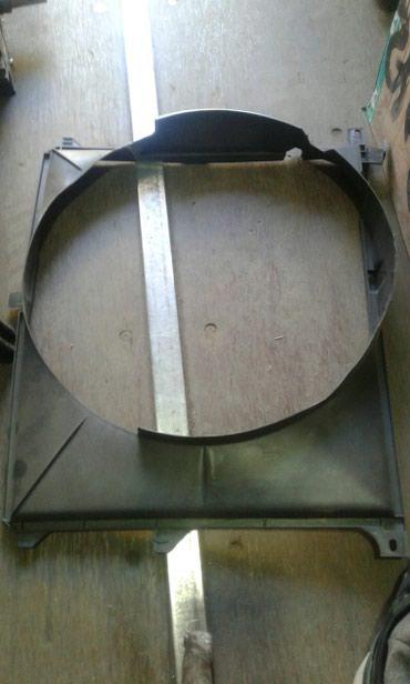 Дифузор- абажур на Bmw-бмв е 34 с кондером !!! цена 1400 в Бишкек