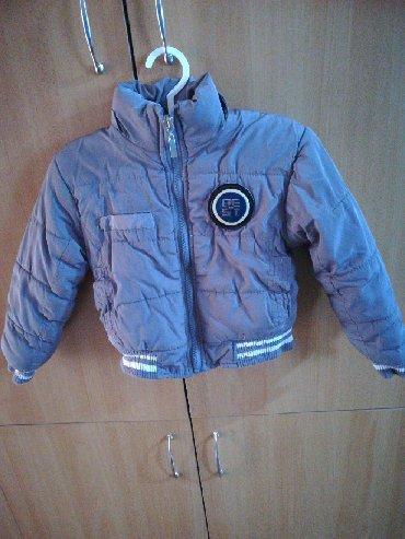 Dečija odeća i obuća - Rumenka: Prelepa dečija jaknica dosta očuvana Za dete od 12do 23 meseci
