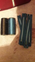 швейную машинку juki в Кыргызстан: Швейная гарнитура много остатки новые или обмен