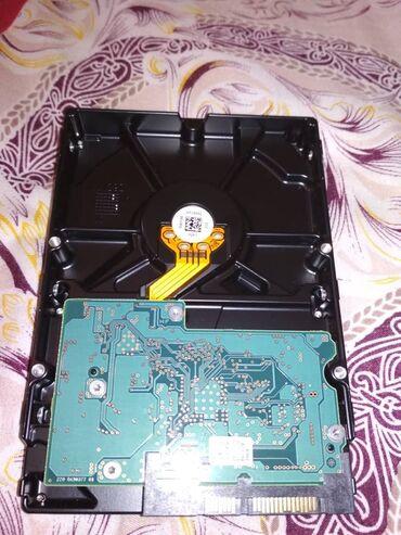 чек в Кыргызстан: Продаю жесткий диск 1ТВ новый! Имеется товарный чек, цена 2650сом