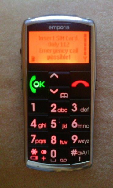 Мобилни за слабовиде и старије особе са јаком батеријом - Belgrade