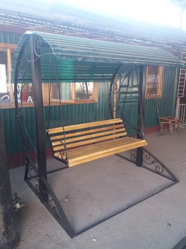 Садовая мебель - Кара-Балта: Качеля 12000с