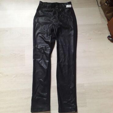 Crne pantalone - Srbija: Nove Pantalone vel L kupljene u svajcarskoj