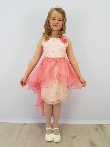 нарядные платья на свадьбу в Кыргызстан: Нарядное платье для девочки Артикул: ВалерияРазмеры: 134, 140, 146