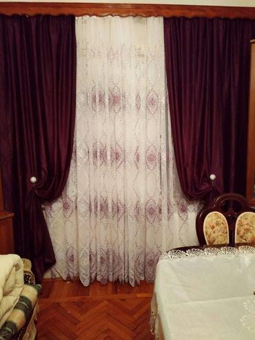 Bakı şəhərində Teze perde satilir rengi evin dekoruna uygun gelmediyi ucun satiram