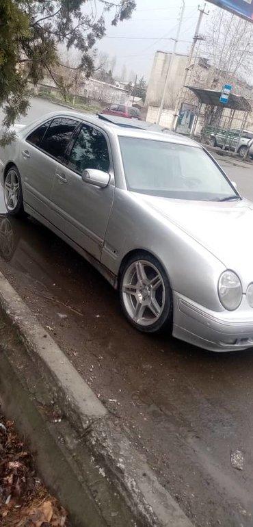Mercedes-Benz в Кыргызстан: Mercedes-Benz 190 (W201) 3.2 л. 2001