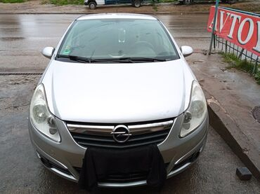 avtomobil üçün qaz avadanlıqları - Azərbaycan: Opel Corsa 1.3 l. 2007 | 195 km