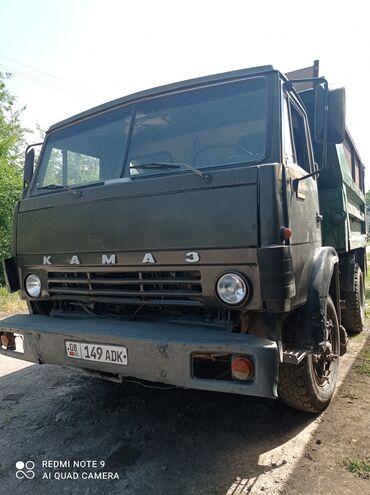 Грузовики - Жаңы - Кант: Классный КамАЗ два месяца назад купили как новенький !!!!!!!!!!