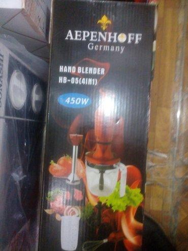 """Bakı şəhərində 2in 1el blenderi dograyici ile"""" aepenhoff"""""""