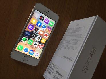 Apple Iphone | Beograd: IPhone SE 16GB u zlatno-beloj boji, očuvan