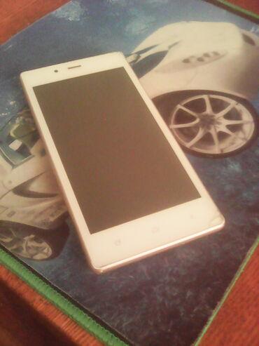 Lenovo 4g смартфон - Кыргызстан: Продаю смартфон lenovo,бело-золотой,экран ips работает