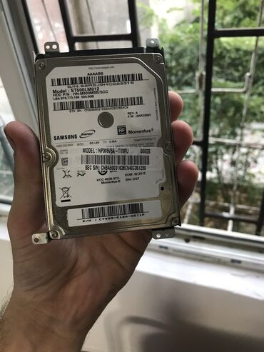 Продаю жёсткий диск  500 gb Цена 1300