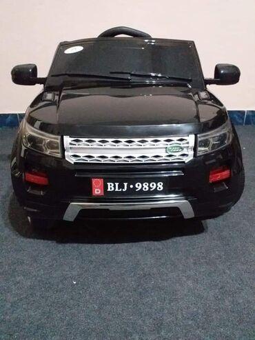 Dečiji električni automobili - Srbija: Omiljen džip Dečiji auto Range Rover na akumulator je opravdao Vaša