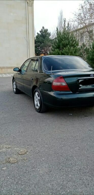 Nəqliyyat - Gəncə: Hyundai Sonata 2 l. 1998 | 45000 km