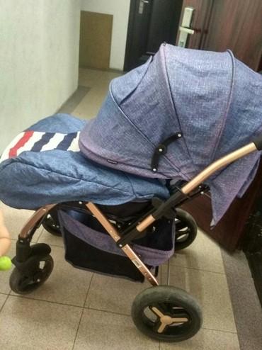 Продам коляску фирма Golden baby, зима в Бишкек