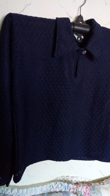 Bluza nova zenska..teget..obim grudi..100,duz..50cm.. - Kraljevo