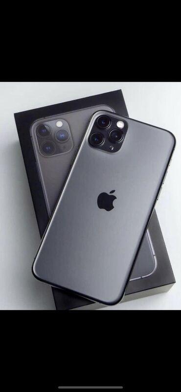 веб девушка в Кыргызстан: Б/У IPhone 11 Pro Max 256 ГБ Серый (Space Gray)